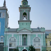 Podil walking tour